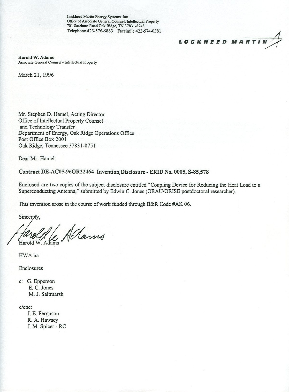 28 Disclosure Letter Template